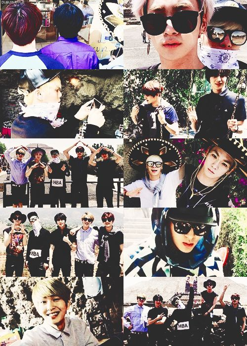 """""""Central and South America photo diary by Key""""."""