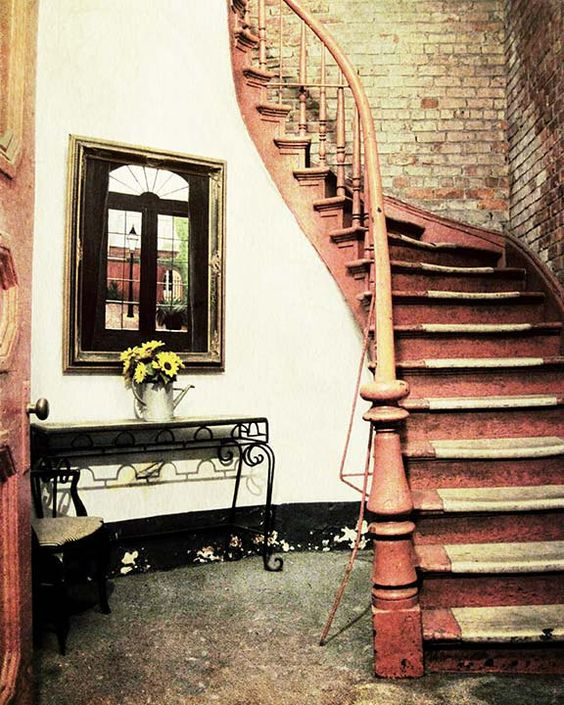 "Home Decor New Orleans: New Orleans Art ""French Quarter Foyer"" Photograph. Fine"