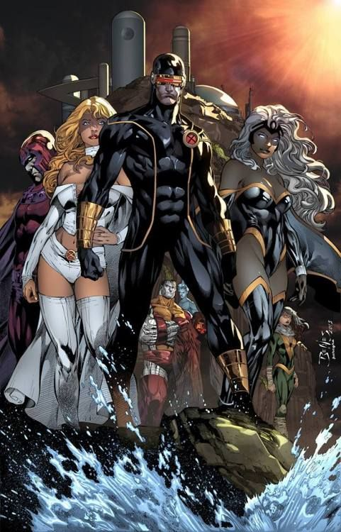 Ed Benes X Men X Men Marvel Superheroes Marvel Heroes