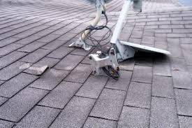 repair holes in roof from satellite dish - Google Search