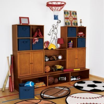 boys rooms sports decorating ideas sports cut out area rugs kids decorating ideas boys. Black Bedroom Furniture Sets. Home Design Ideas