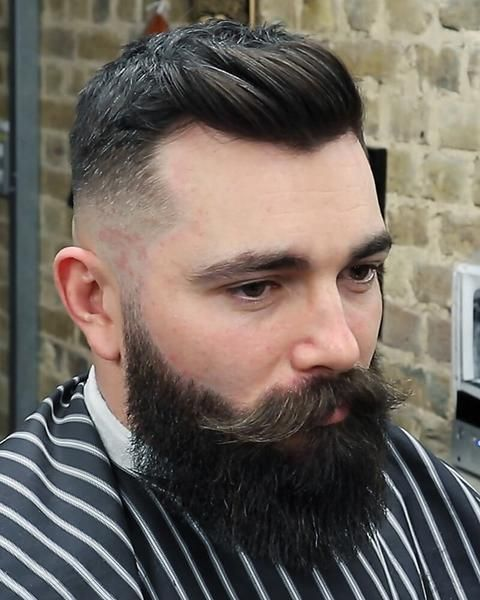 Awesome Epic Skin Fade Haircut Beard Trim Video Fade Haircut Trimmed Natural Hairstyles Runnerswayorg