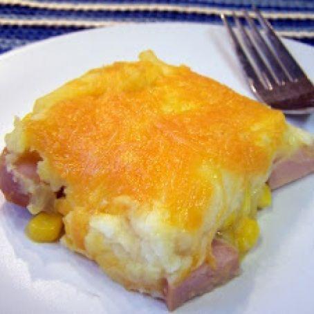 Cheesy Hot Dog Casserole (WW) Recipe - (4/5)