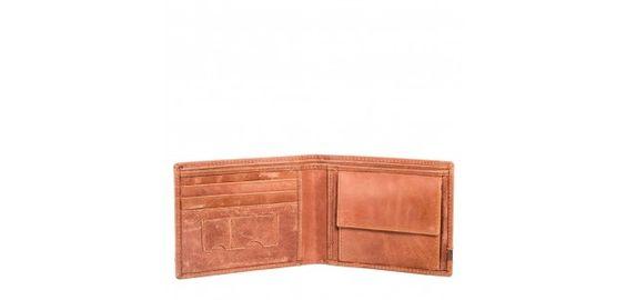 Feelgood Men's Wallet FG056 Tan