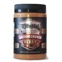 Amendocrunch Whey Amendoim Crocante El Shaddai Gourmet 1kg