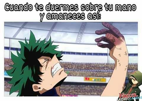 Imagenes Pro De Bnha Bv Memes Otakus Meme De Anime Memes De Anime