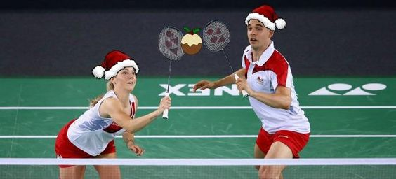 Christmas With The Adcocks! What does Christmas day look like for two elite Badminton players?