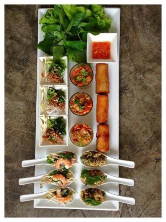 HO CHI MINH, VIETNAM // Creative Cuisines: Ho Chi Minh City's Ten Best Restaurants // http://theculturetrip.com/asia/vietnam/articles/creative-cuisines-ho-chi-minh-city-s-ten-best-restaurants-/