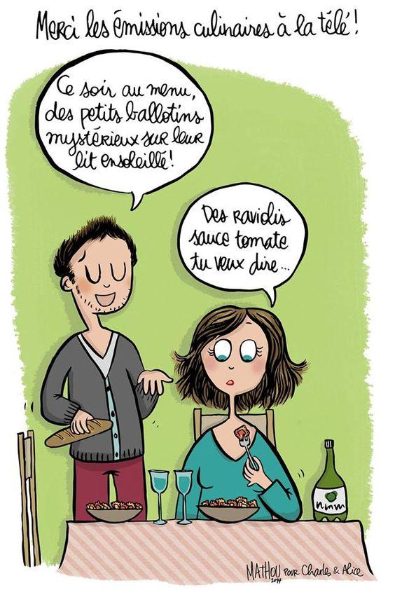 """Illustration par Crayon d'Humeur pour Charles & Alice : """"Vous aussi vous êtes devenus des adeptes du généreux, croquant, gourmand ? ;)"""""""