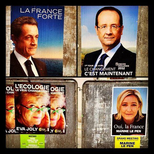 #Elezioni #Francia 2012: #Twitter fornisce dati sugli exit poll tramite #RadioLondres #socialnetwork #politica
