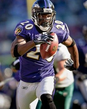Ed Reed Picture at Baltimore Ravens Photo Store