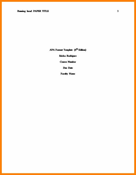 january author ulayya labibah categories apa format template best - how to format a fax