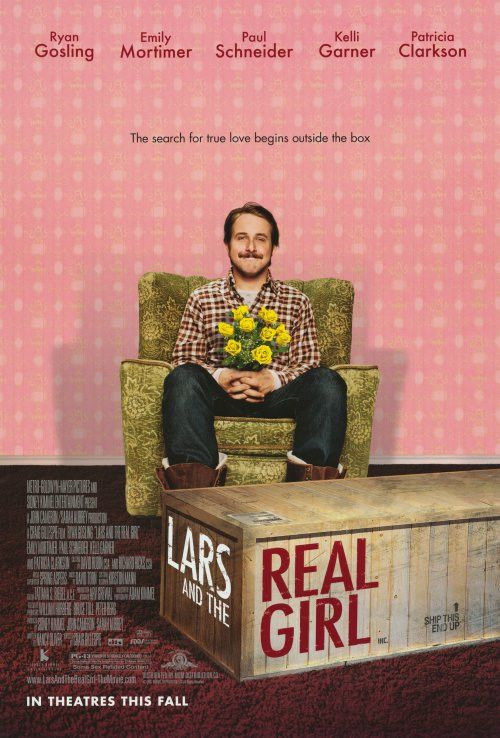 Lars And The Real Girl 11x17 Movie Poster 2007 Real Girls Girl Posters Girl Movies