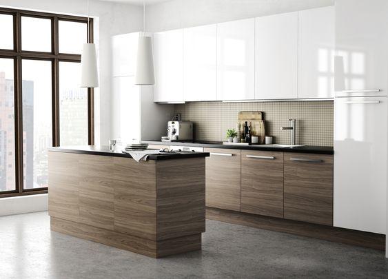 Ikea keuken greeploos. de faktum keukensystemen van ikea met ...
