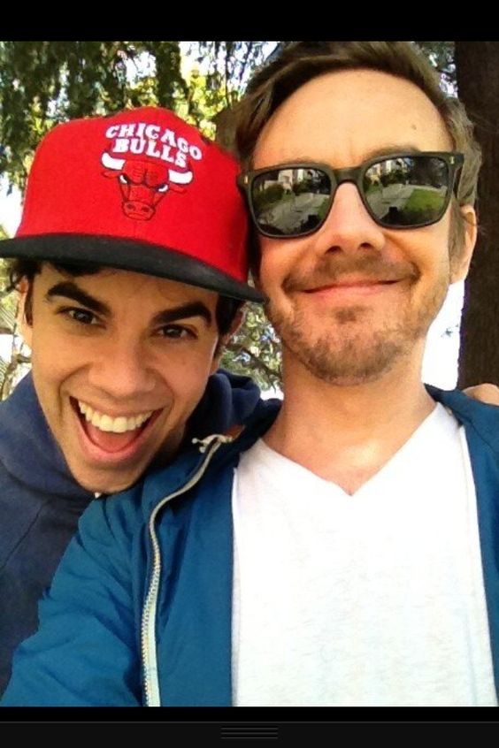 Jorma Taccone and his brother!