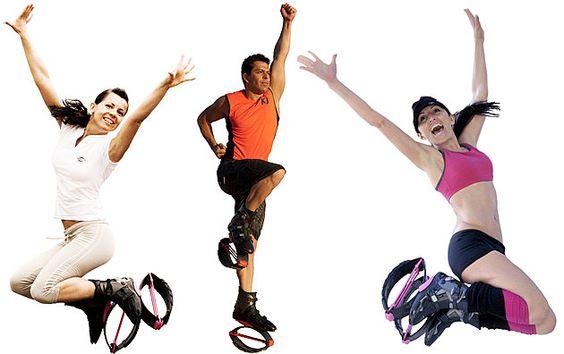 Hopping: emagreça com as famosas kangoo jumps