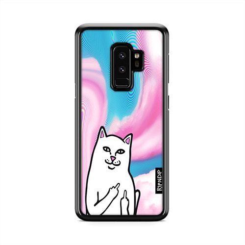 Aesthetic Ripndip Cat Samsung Galaxy S9 Plus Case Caserisa Ripndip Cat Case Iphonecase Samsungcase Lgcase Htccase Googlepixelc Capa De Celular Celular