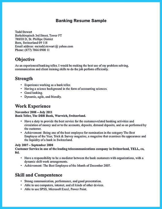 business intelligence resume format resume template Pinterest - business intelligence resume