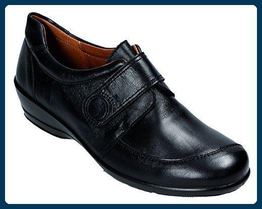 Doccomfort Damenschuhe Sportlicher D Klettschuh In Schwarz Weite H Grosse 39 0 Damensch Schuhe Damen Damenschuhe Und Klettschuhe