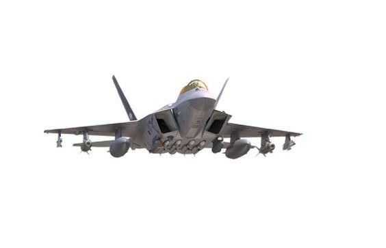 Guney Kore Uzay Endustrisi Havacilik Sirketi Yeni Nesil Savas Ucagi Kfx In Prototipini Uretmeye Basladi Ve Bir Toren Duzenledi Havacilik Hava Kuvvetleri Savas