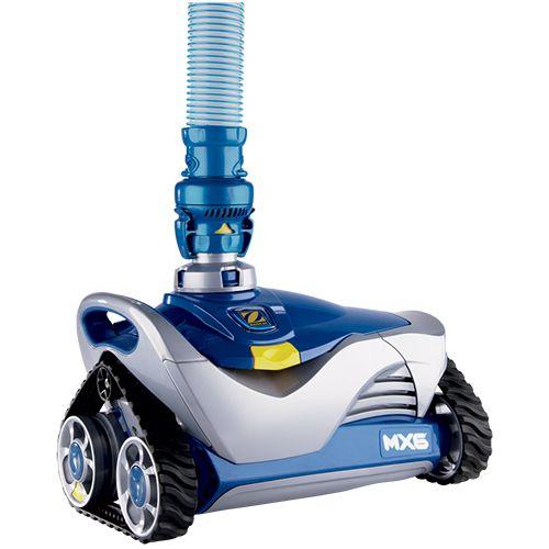 Zodiac Mx6 Automatic Inground Pool Cleaner Best Pool Vacuum Pool Vacuum Cleaner Robotic Pool Cleaner