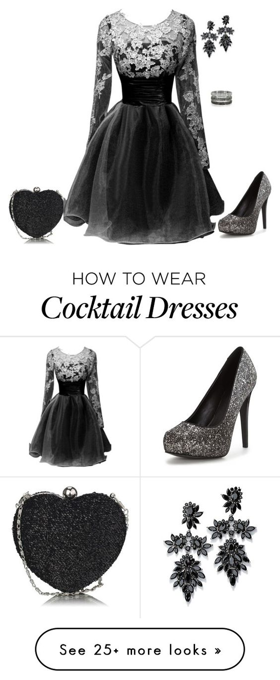 """""""outfit 5558"""" by natalyag on Polyvore featuring Bernard Delettrez and Fallon"""