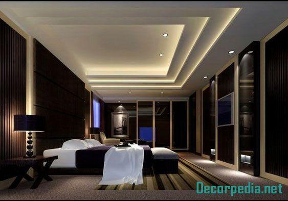 Rudi Blog: Bedroom Modern Gypsum Ceiling Designs