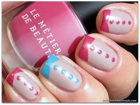 http://www.nailartdesignideas.com/  #nailart #naildesigns #cutenails #nails