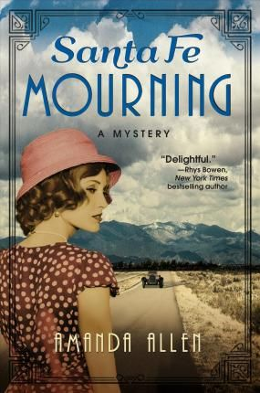 Perfect-for-fans-of-Victoria-Thompson-and-Rhys-Bowen-brilliant-new-heroine-Maddie-Vaughn-Alwin-makes-her-daring-debut-in-the-first-Santa-Fe-Revival-mystery-discovering-that-speakeasies-concealed-more-than-just-liquor