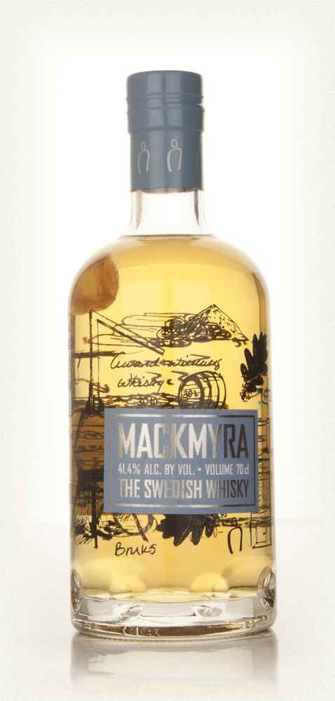 Mackmyra Brukswhisky (The Swedish Whisky)