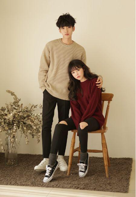 Korean Fashion Blog Online Style Trend Cute Couple Outfits Korean Couple Matching Couple Outfits