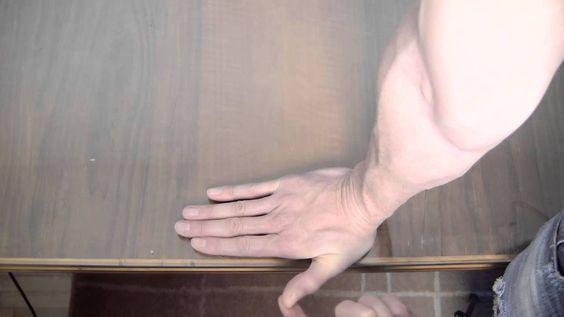 Ecco come provare un sollievo al tunnel carpale in 1 minuto e 9 secondi