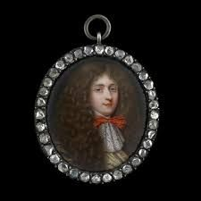 Monsieur, Philippe I d'Orleans (1640-1701), circa 1770 by Jean Petitot (1607-1691)