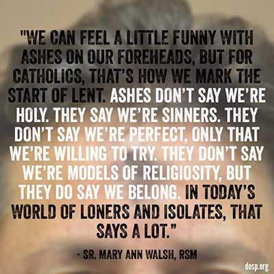 Meaning of Ash Wednesday