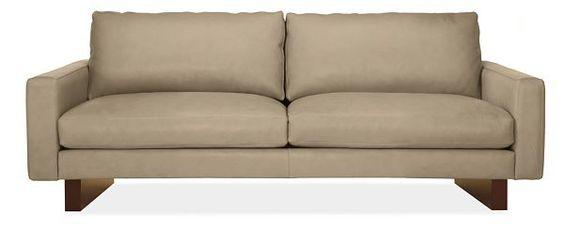 "Room and Board Hess 79"" sofa"