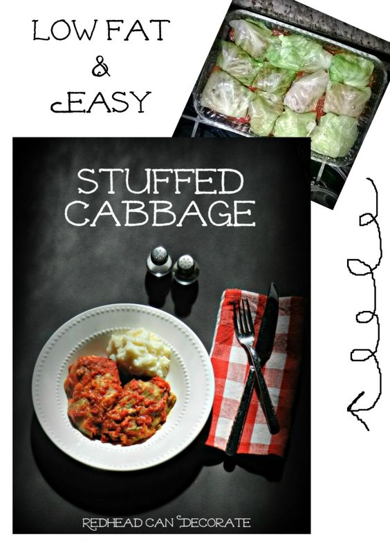 ... stuffed cabbage recipes easy stuffed cabbage redheads cabbage recipes