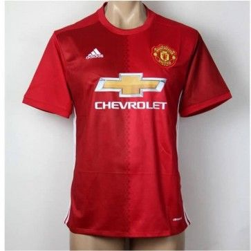 Manchester United Home Jersey 2016/17 at Just 25$