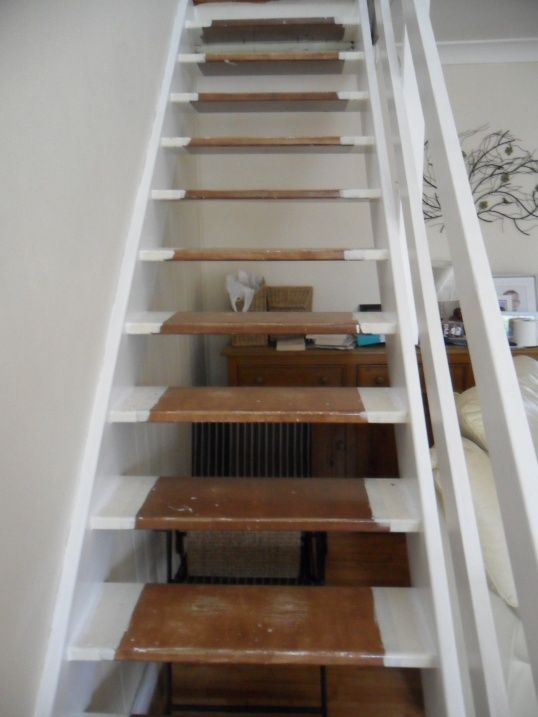 Image Result For Diy Open Riser Stairs Open Staircase New Homes Stairs
