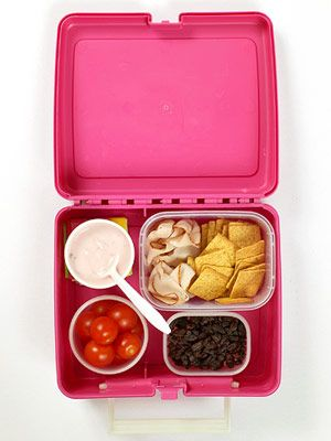 Smarter School/Work Lunches and 89 ways to live healthier