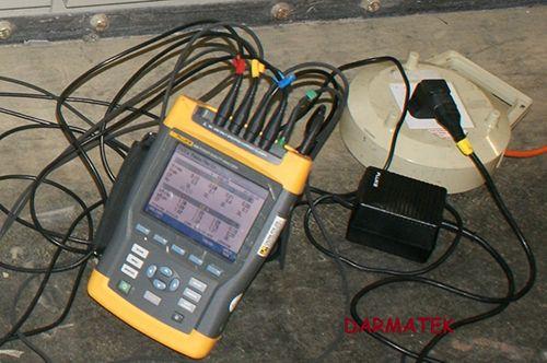 Jual Fluke 435 Series Ii Power Quality And Energy Analyzer Darmatek