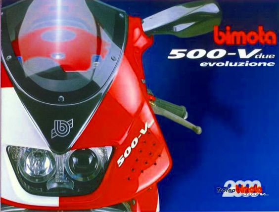 Bimota 500 V-Due Evo