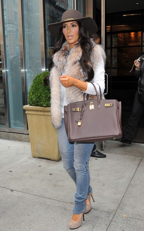 replica hermes wallet cheap - We Want Your Thoughts: Are the Kardashian-Jenners Influencing ...