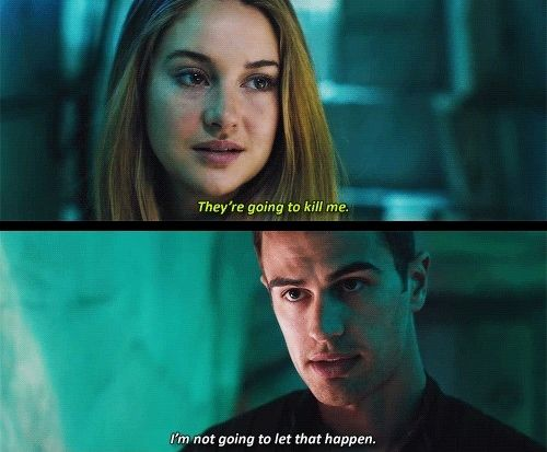 Four And Tris Divergent Quotes Pinterest • The worl...