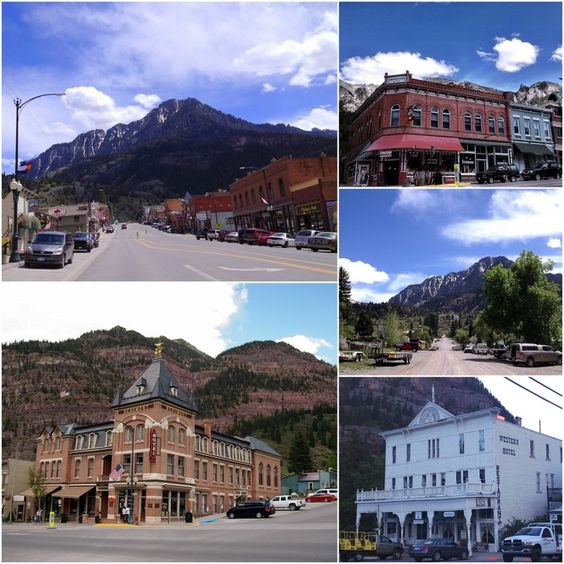Ouray, CO - Add this to our must-see list. There's an RV park in town called 4J. Try to get a spot on the river. Highly recommended by Aluminarium and Watsonswander.
