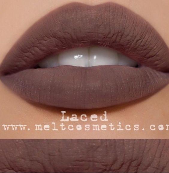 #meltcosmetics  #laced #2015 #ultramatte