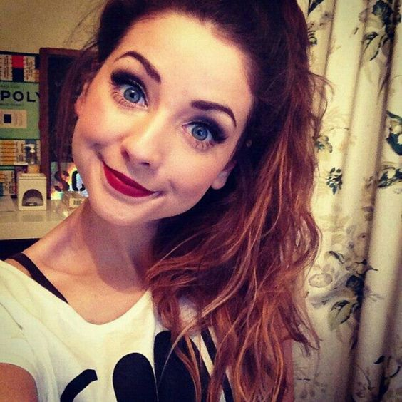zoella is such a pretty girl youtubers x pinterest