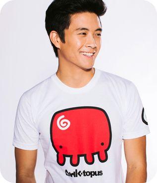 Awk-topus shirt from areyouaniceguy.com
