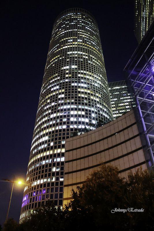 Azrieli Tower,Tel Aviv Tel aviv - exklusive wohnung tlv get away tel aviv