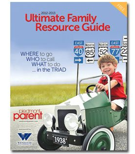 Piedmont Parent's Ultimate Family Resource Guide