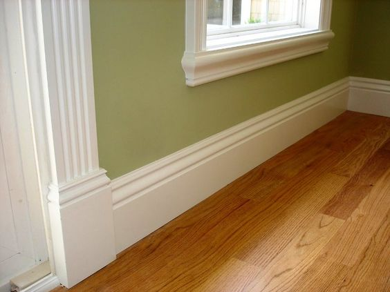 baseboard molding styles custom finish carpentry doors. Black Bedroom Furniture Sets. Home Design Ideas